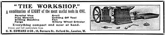 G.N.Edward & Co Machine Tools