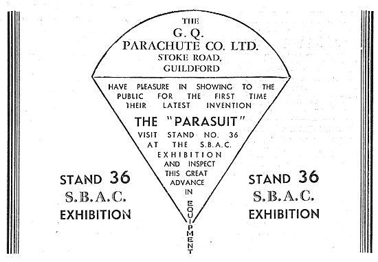 The GQ Parasuit