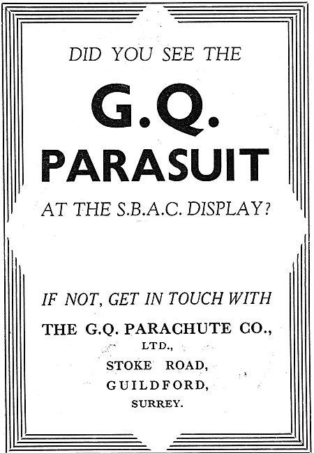 GQ Parasuit