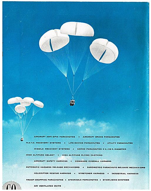 GQ Anti-Spin Parachute