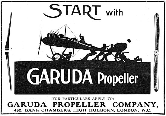 Garuda Propellers