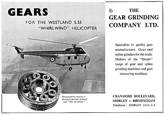 The Gear Grinding Company - Gears & Spline Grinding