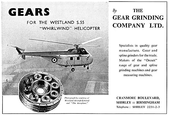 The Gear Grinding Company
