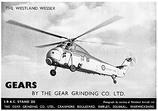 Gear Grinding Company Aircraft Gears