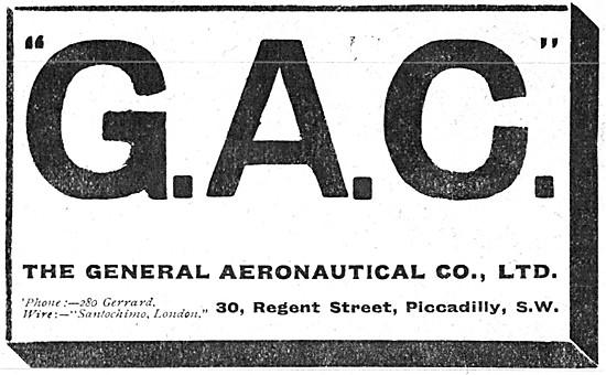 The General Aeronautical Comapny. GAC