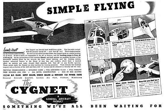 General Aircraft Cygnet