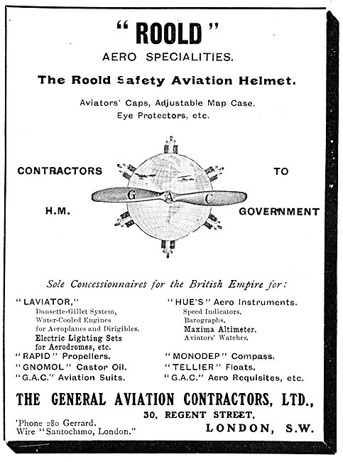 General Aviation Contractors - Rool Safety Helmets