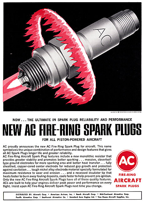 AC Spark Plugs