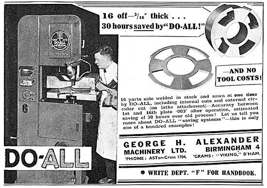 George Alexander Engineering Machinery