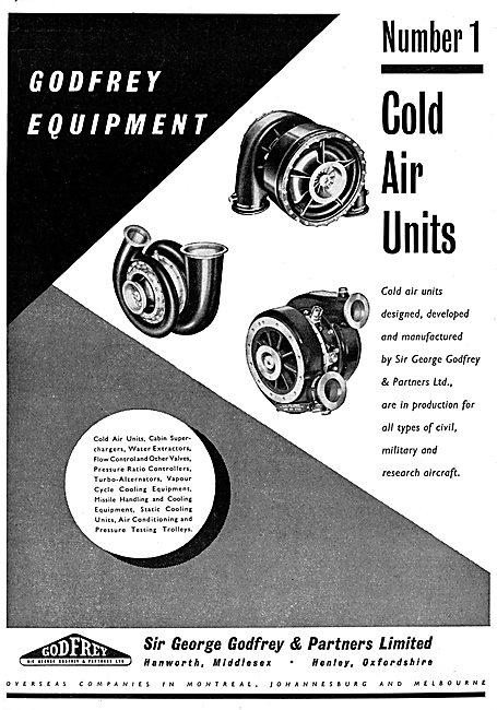 George Godfrey Aircraft Pressurisation & Cabin Atmosphere Control