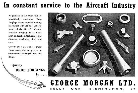 George Morgan Drop Forgings