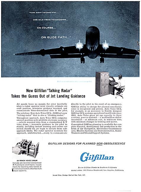 Gilfillan Airport Radar & Electronics