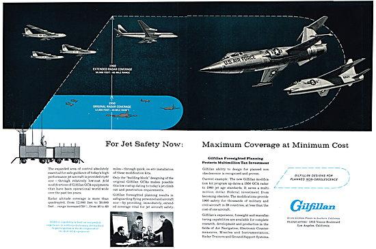 Gilfillan Air Traffic Control Systems