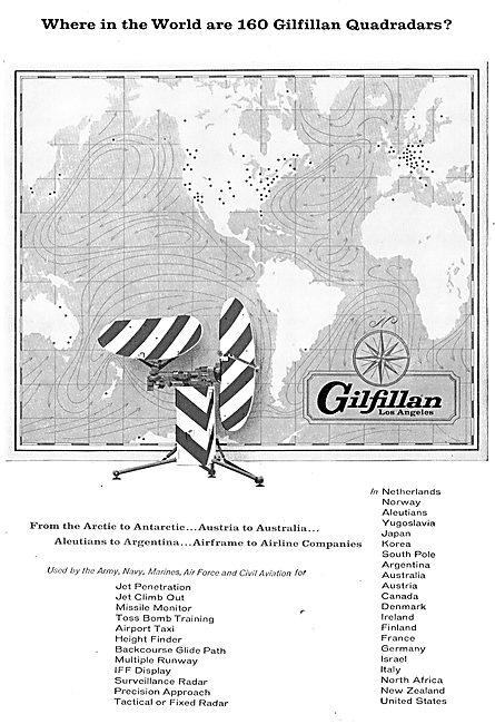 Gilfillan Quadradars