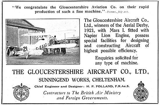 Gloster Mars 1 Aircraft.  G-EAXZ