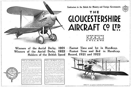 Gloster Mars VI