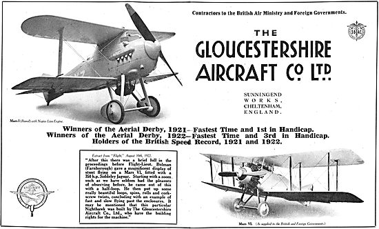 Gloster Mars IV