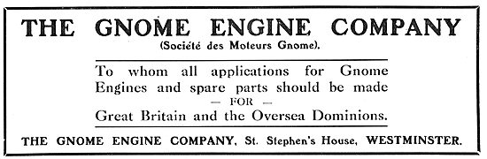 The Gnome Engine Company For Gnome In Great Britain & Dominions