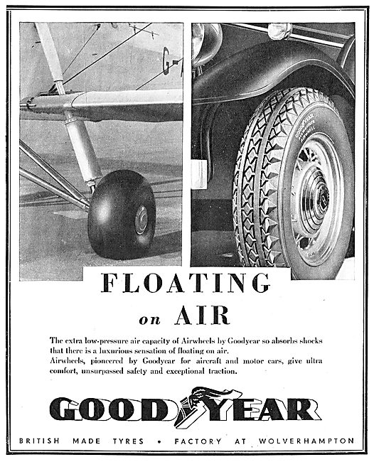 Goodyear Aircraft Tyres