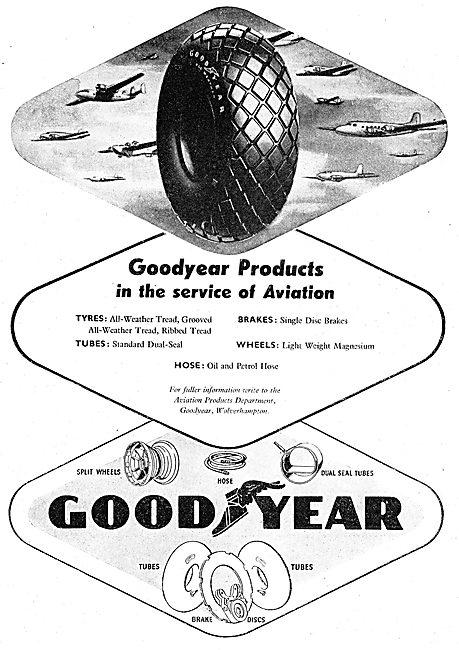 Goodyear Wheels, Tyres, Brakes & Hoses