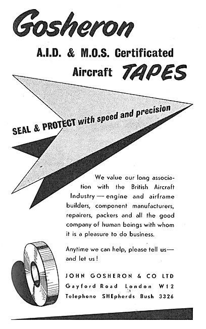 Gosheron Aircraft Tapes