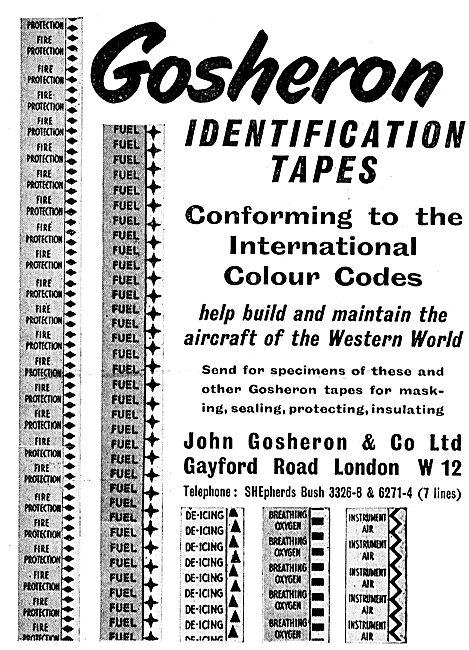 John Gosheron Identification Tapes
