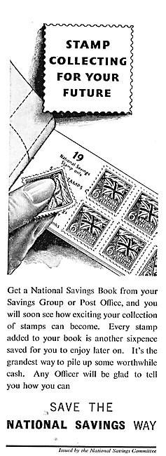 National Savings Stamps - National Savings Certificates