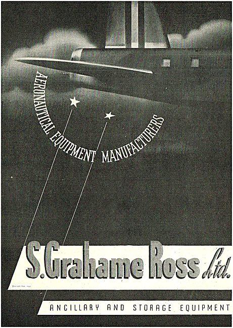 Grahame Ross Aeronautical Equipment Manufacturers