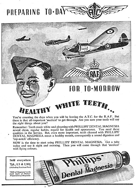 Philips Dental Magnesia 1942