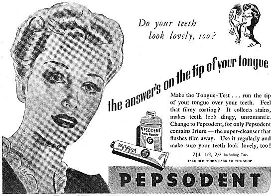 Pepsodent Toothpaste With IRIUM
