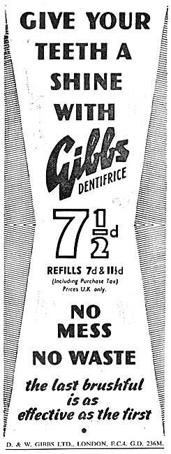 Gibbs Toothpaste Refills