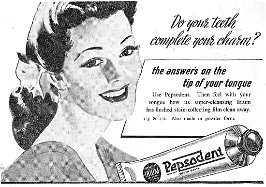 Pepsodent Tooth Paste With IRIUM