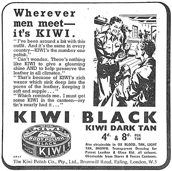Kiwi Boot Polish