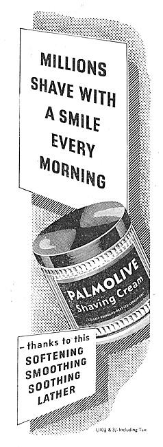 Palmolive Shaving Cream
