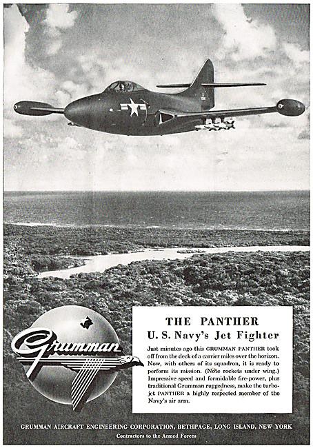 Grumman Panther