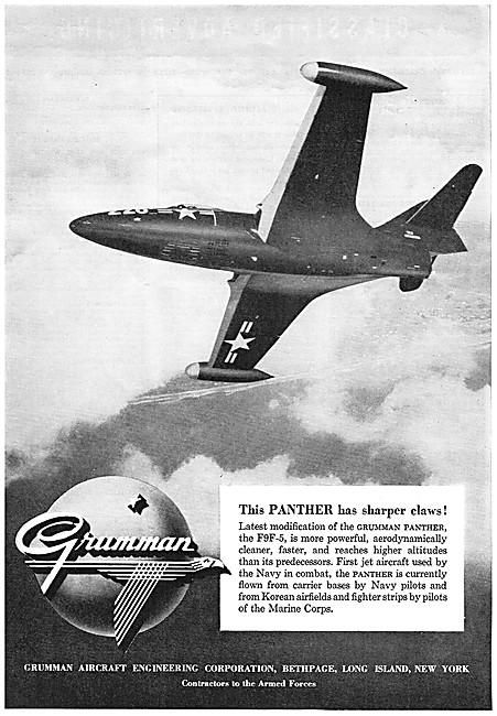 Grumman Panther - Grumman F9-5
