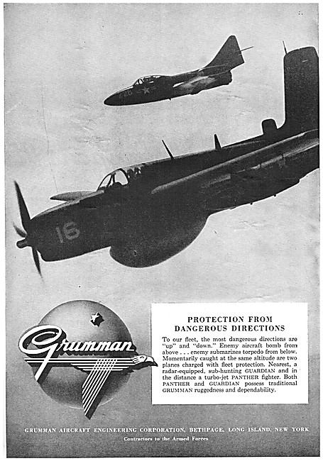Grumman Guardian 1951
