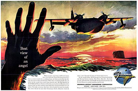 Grumman SA-16 Albatross