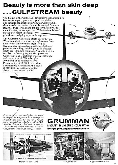 Grumman Gulfstream 1 G-159
