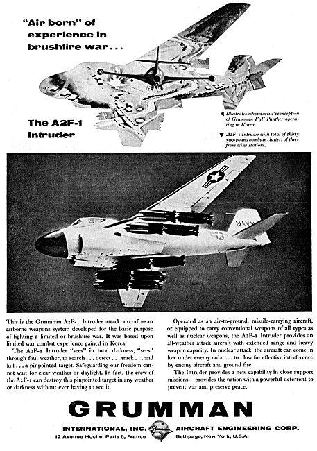 Grumman A2F-1 Intruder