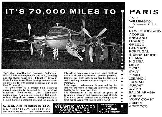 Grumman G159 Gulfstream 1