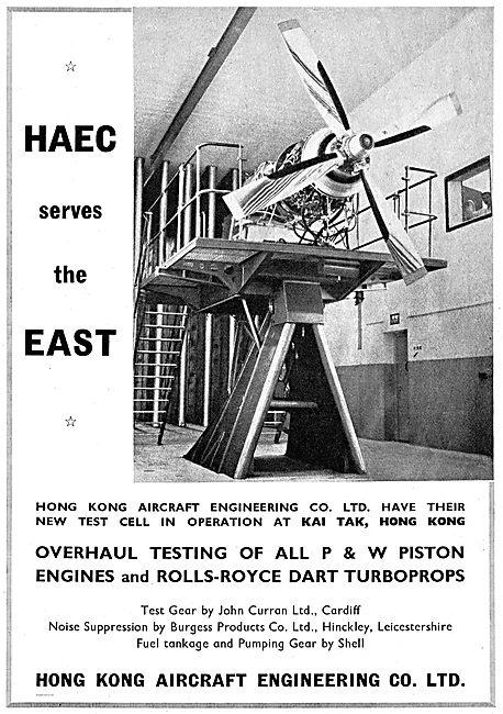 HAEC - Hong Kong Aircraft Engineering Co Ltd