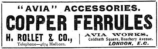H. Rollet - Avia Copper Ferrules