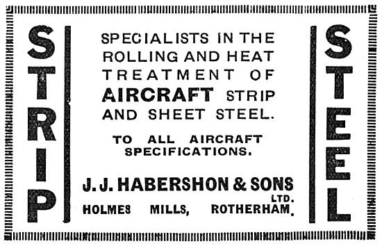 Habershon Aircraft Steel