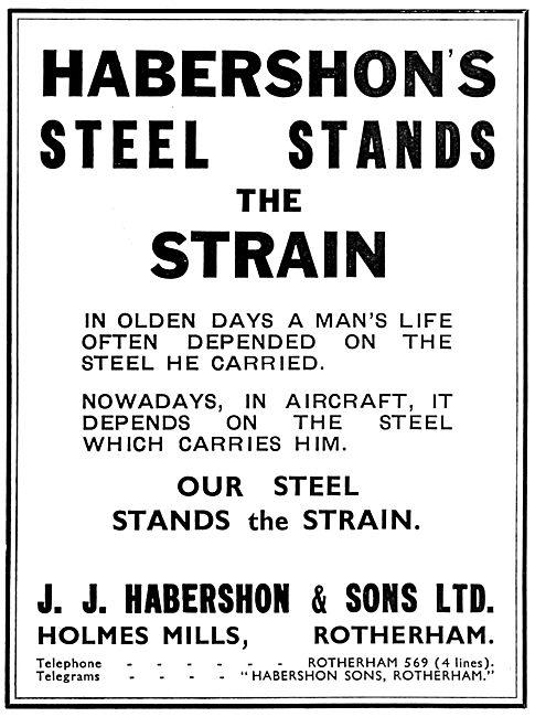 Habershon Steel Stands