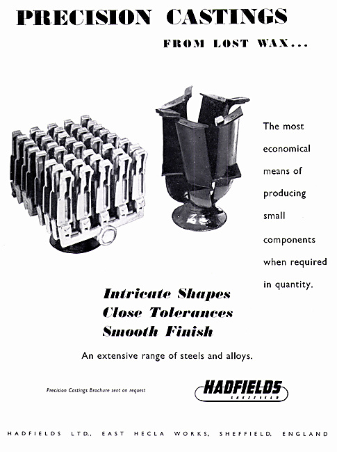 Hadfields Castings