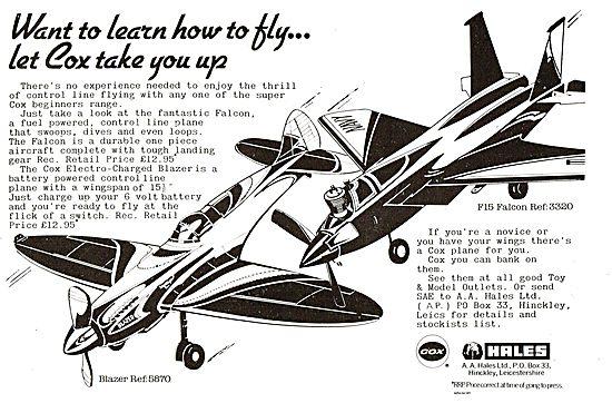 Hales Cox F15 Falcon Ref 3320
