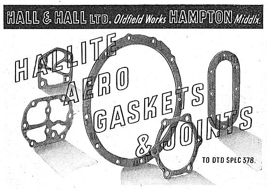 Hall & Hall - Hallite Aero Gaskets