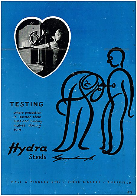 Hall & Pickles Steelworks - Hydra Steel Products