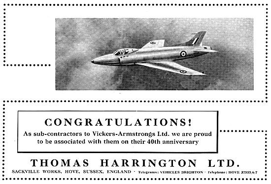 Thomas Harrington Ltd - Hove